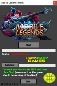 Mobile Legends Hack Program 2 - Mobile Legends Hack Version 2020