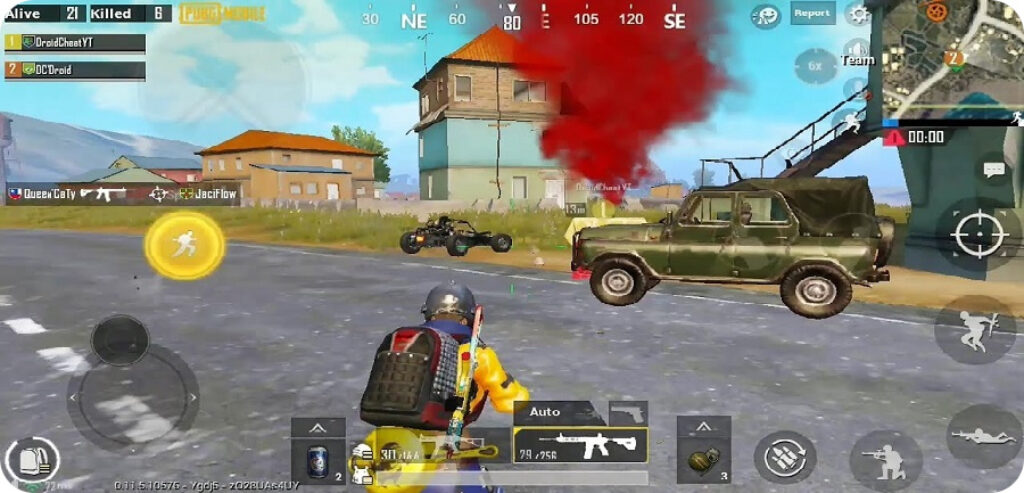 PubgMobile Gameplay 1024x493 - Pubg Mobile Hack Android