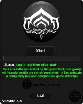 Warframe Cheat Program 2 - Warframe Hack Generator