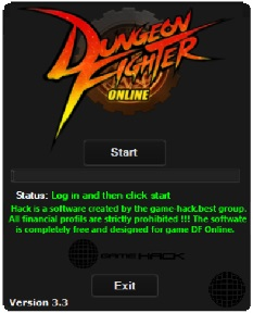 Dungeon Fighter Program Hack - Dungeon Fighter Online Hack