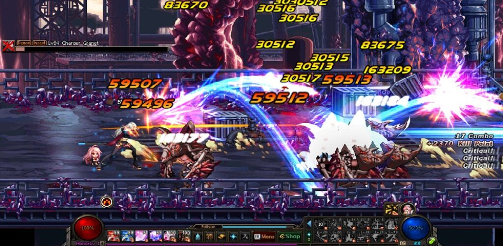 DungeonFighterOnline Gameplay 1024x500 - Dungeon Fighter Online Hack